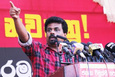 JVP declares Anura Kumara as their presidential candidate