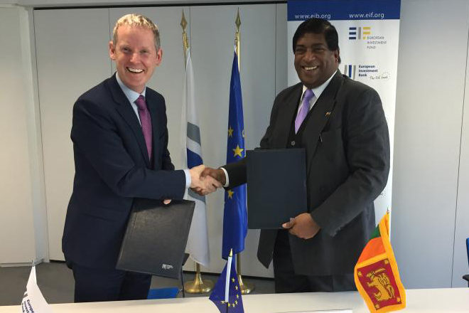 European Investment Bank in EUR50mn Colombo water network expansion