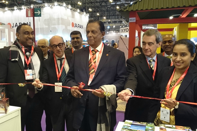 Sri Lanka returns to Spanish market after a decade