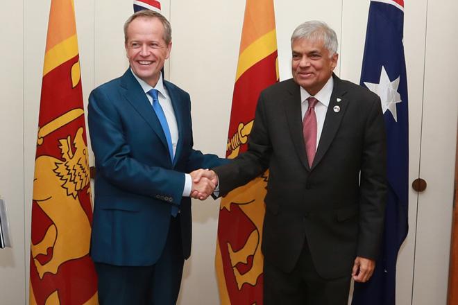Australia and Sri Lanka joint statement on bilateral cooperation