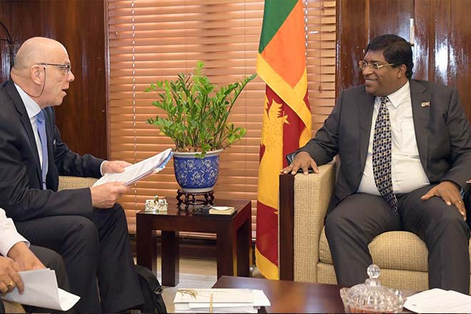 Government of Finland keen to invest in Sri Lanka