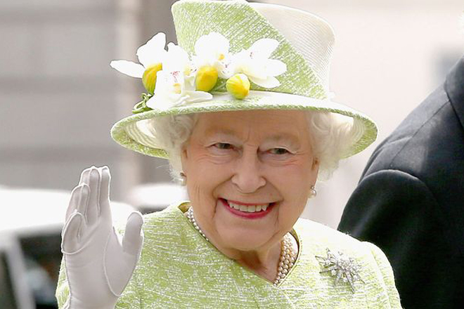 Queen Elizabeth II greets Sri Lanka for National Day celebrations