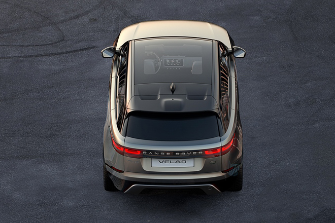 Fourth member of Range Rover family, Velar to be unveiled in March