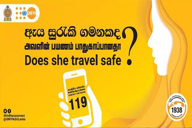 90-pct of Sri Lankan women experience sexual harassment on public transport: Study