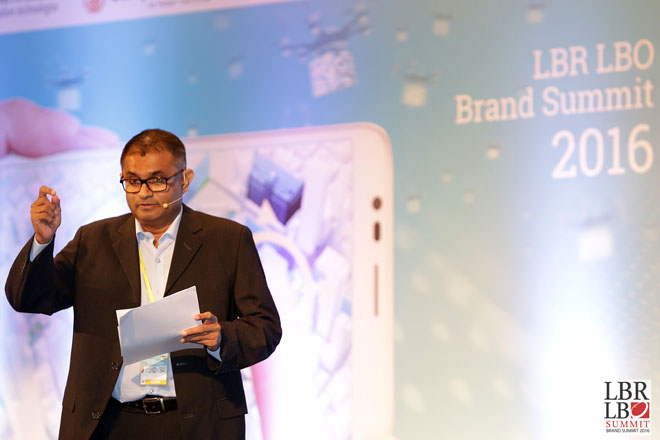 LBR LBO Brand Summit 2016 – Opening Remarks