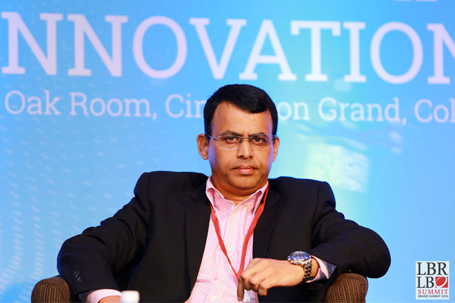 Leveraging social in building deeper customer engagements – Sunil Senapati | BS2016
