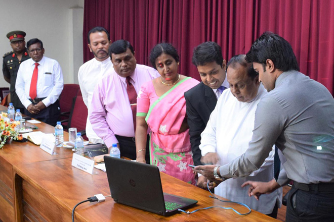 ICTA & National Museum launch Sri Lanka museums mobile app