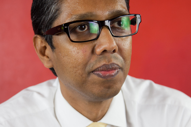 Sri Lanka's Madu Ratnayake recognized as one of India's best 50 CIOs