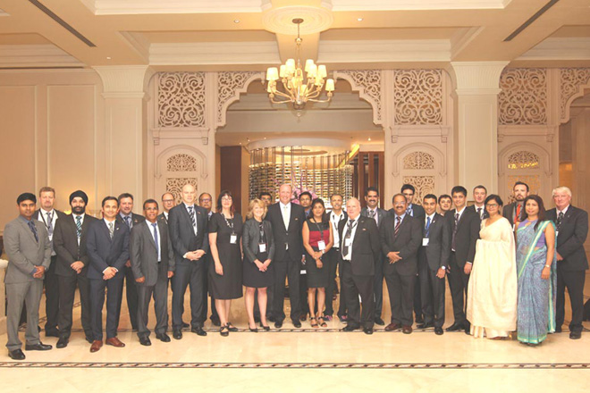 New-Zealand-business-delegation-Sri Lanka
