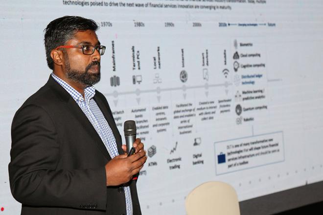 R3 invites Sri Lanka's Central Bank to join blockchain initiative