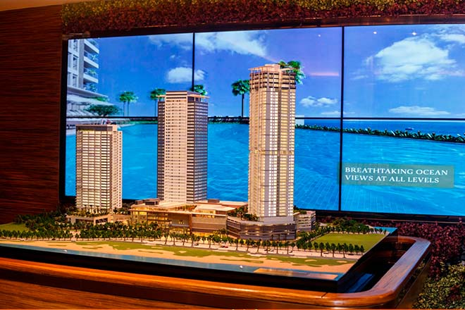 Shangri-La opens luxury paradise apartments for viewing