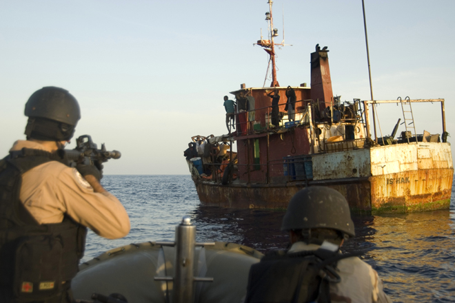 Foreign Ministry statement on alleged hijacking of Vessel by Somali pirates