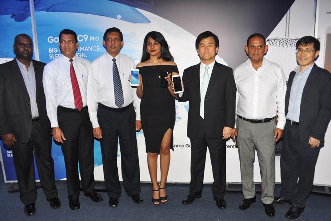 Samsung unveils Galaxy A (2017) series in Sri Lanka
