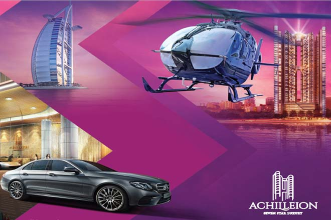 Achilleion to provide Sri Lanka's 1st 7 Star luxury experience