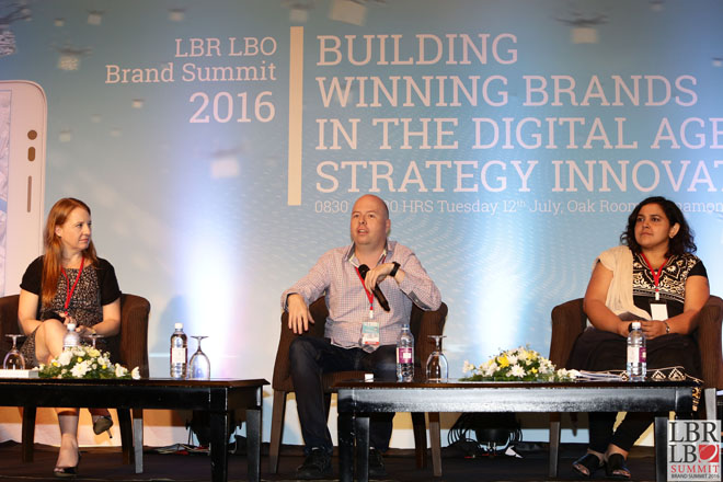 "LBR LBO Brand Summit 2016 – ""Building Winning Brands in the Digital Age and Strategy Innovation"" – Session 01 Q&A"