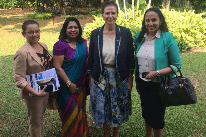 Australia & IFC partner with businesses to support better jobs for women
