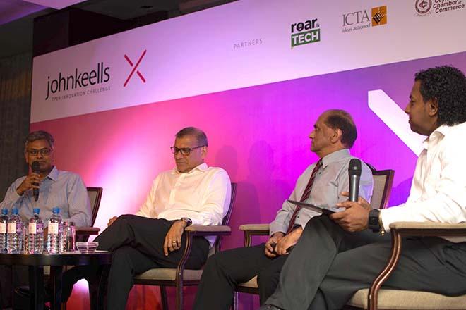 John Keells to encourage innovators with Open Innovation Challenge