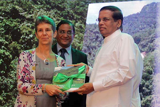 Sri Lanka's forest-based strategy to combat climate change