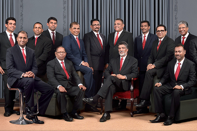 Sri Lanka Chamber of Medical Devices Industry appoints new board