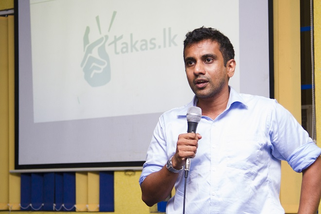 Interview: E-commerce shakes up Sri Lanka's retail sector, says Takas CEO
