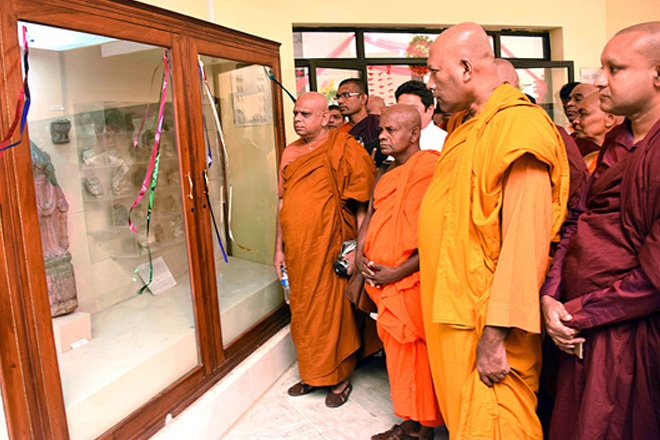 Buddhist monks find Pakistan different from what int'l media projects
