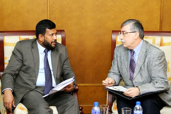 Moscow invites Sri Lanka for Russia's Davos