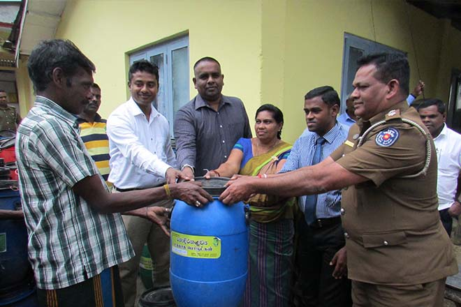 Unilever's Project ArunellaWorks with Communitieson Sustainable Waste Management