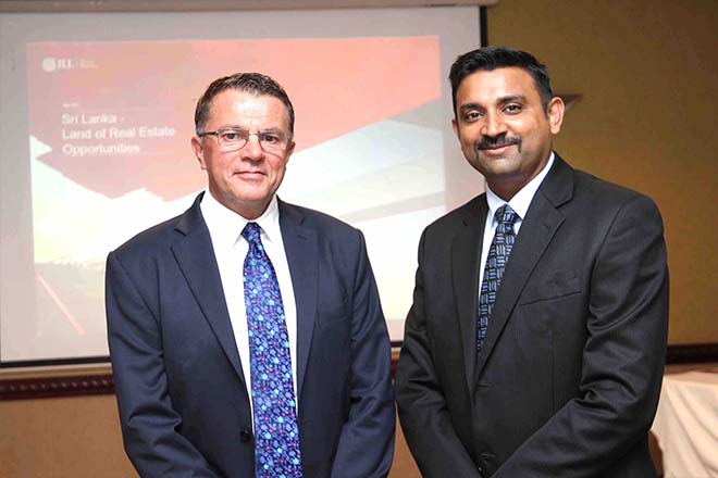 Sri Lanka poised for growth across all real estate asset classes: JLL