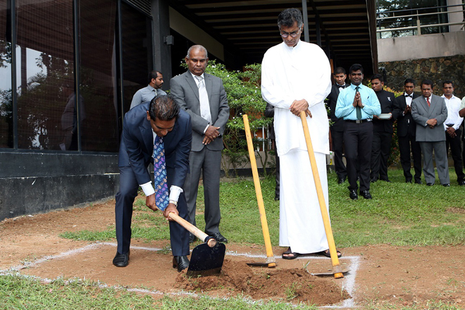Waters Edge to create largest banquet facility in Sri Lanka