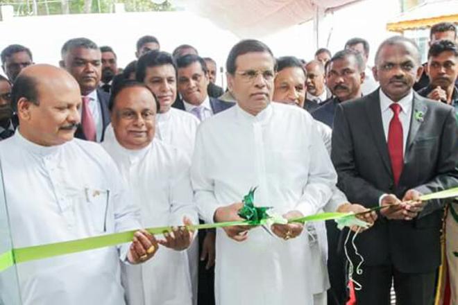 Celogen Lanka opens USD6.6Mn pharmaceutical plant in Pallekelle