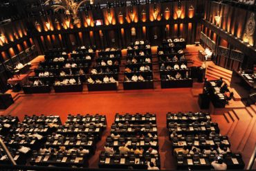 Parliament dissolved: General elections on Apr 25th