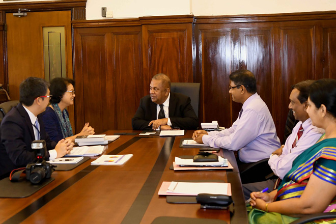 ADB doubles its assistance to Sri Lanka to USD1bn