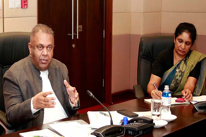 Sri Lanka's new Inland Revenue Act will be investor friendly: Finance Minister