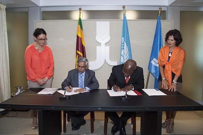Sri Lanka enters USD34mln financing for smallholder agribusiness