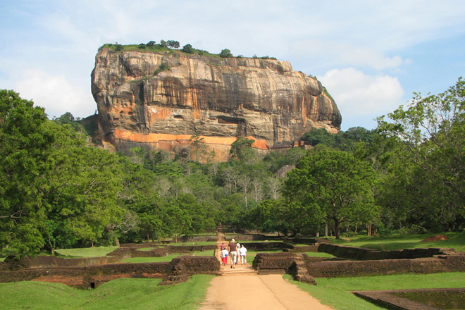 Sri Lanka's Sigiriya clinches top slot as winter getaway