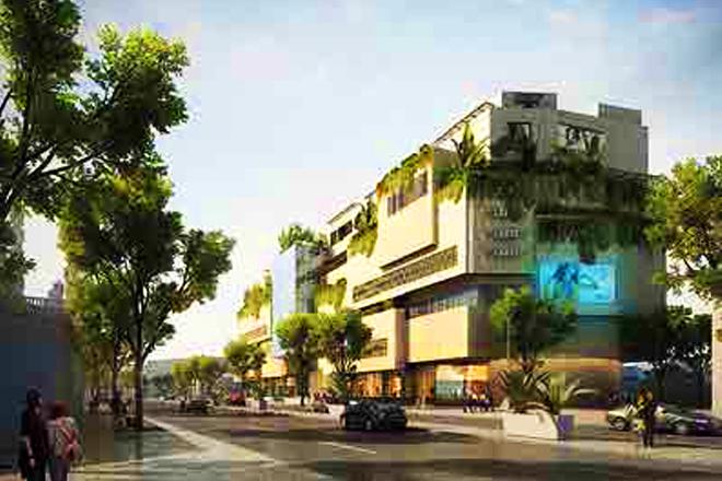 Softlogic reveals details of new project, Odel Mega Mall