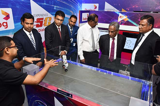 Sri Lanka's Dialog Axiata conducts 5G technology trial
