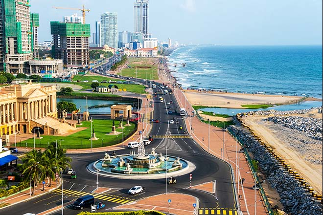 Moody's affirms Sri Lanka's ratings at B1; maintains negative outlook