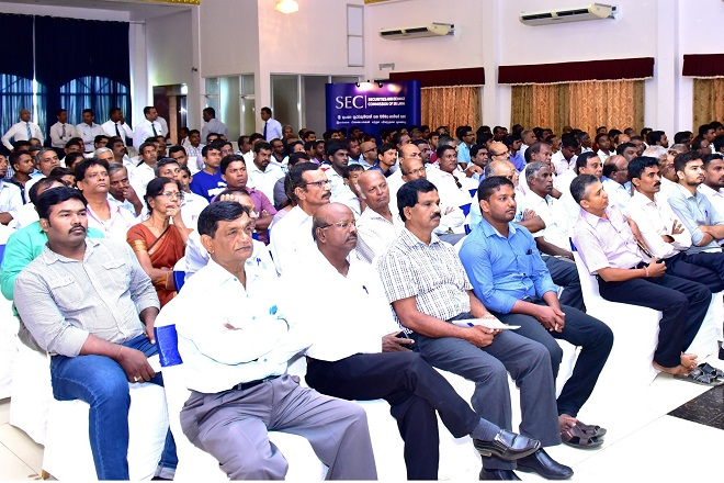 Jaffna Investor Forum by SEC, CSE gets good response
