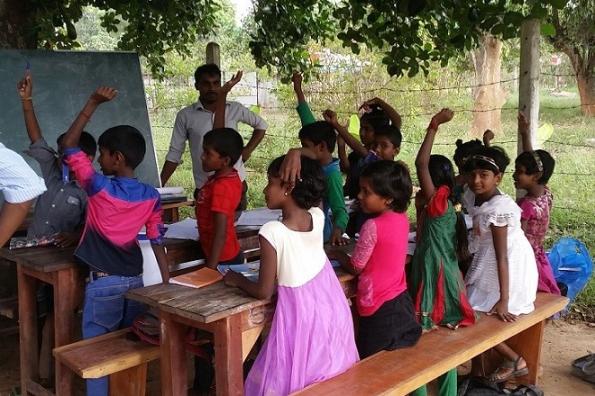Children in Sri Lanka at risk of entering adulthood at a disadvantage: UNICEF