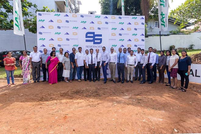 Sri Lanka's JAT launches 3rd luxury apartment development project