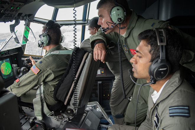 US, Sri Lanka co-host Pacific Airlift Rally with focus on humanitarian assistance
