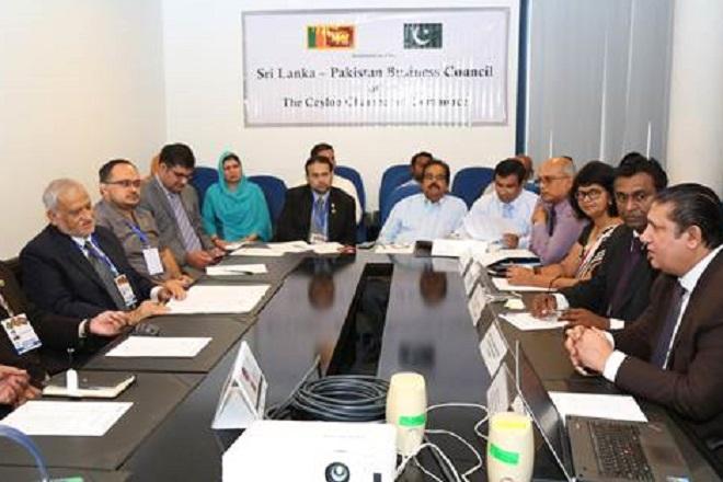 Sri Lanka Pakistan Business Council hosts Lahore Chamber