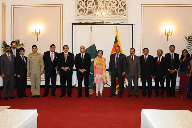 Sri Lanka – Pakistan open consultation after 3 years, targets US1Bn trade by 2018