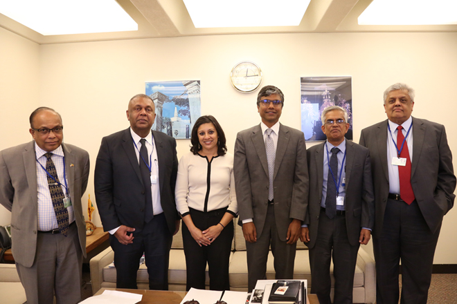 Sri Lanka to receive USD700mn from MCC within 5 years