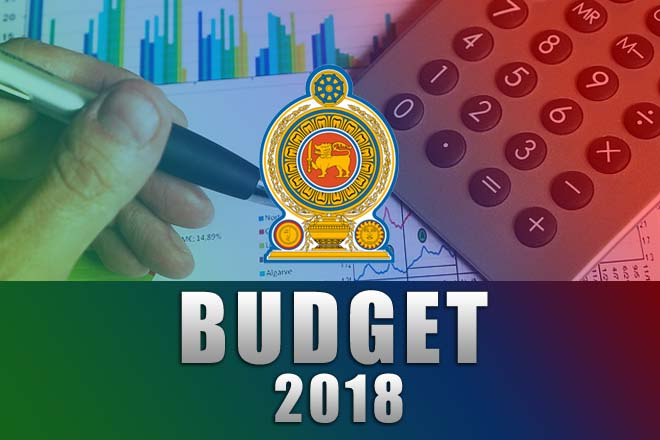 Sri Lanka Budget 2018 *** Live Coverage ***