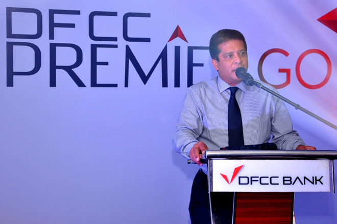 "DFCC Bank launches ""Premier Go""- first ever premier banking interactive app"