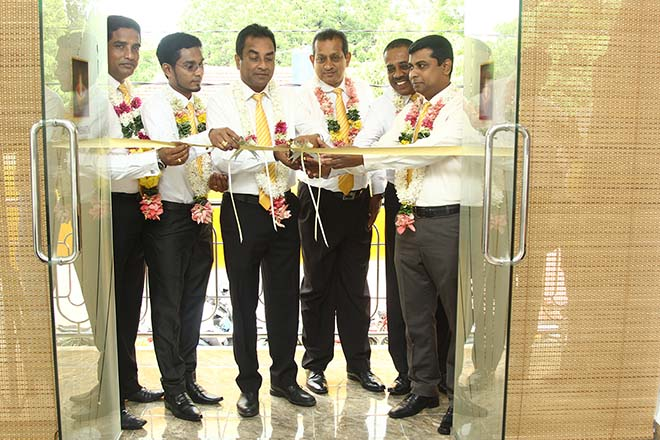 Janashakthi opens second branch in Jaffna