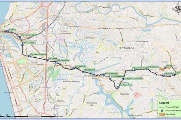 Sri Lanka commence construction of USD2.2Bn LRT project