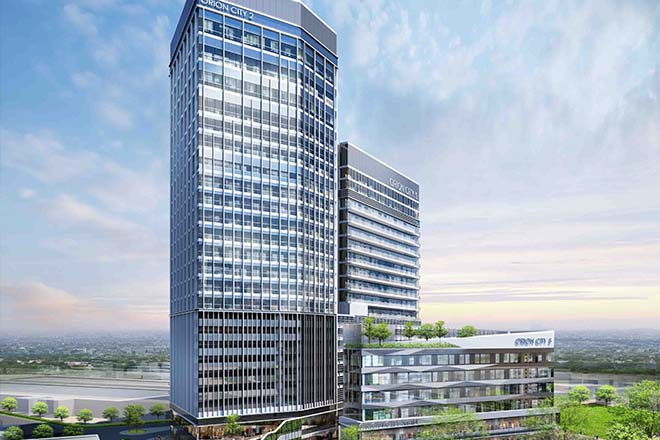 Sri Lanka's Orion City Towers declared open for bookings